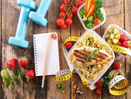 90 day diet of a separate food