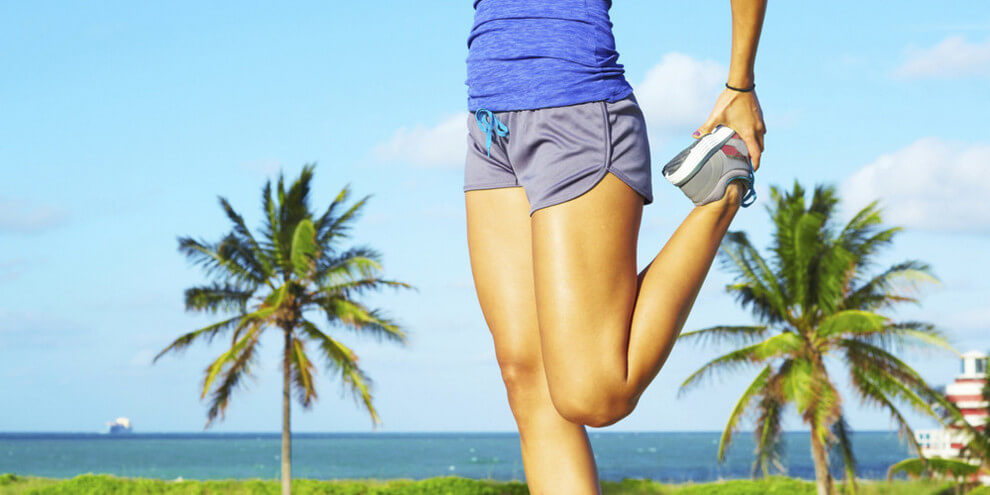 How to keep fit during your vacation
